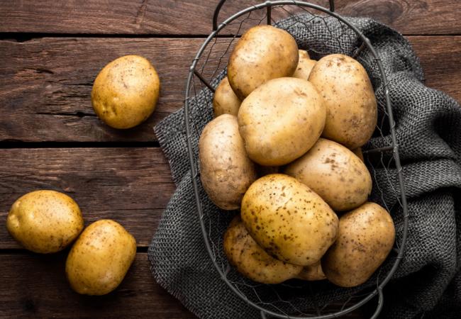 Imate krompir? Imate vitko linijo?