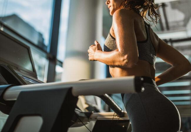 Lahkotna vadba, ki dobro topi kilograme.