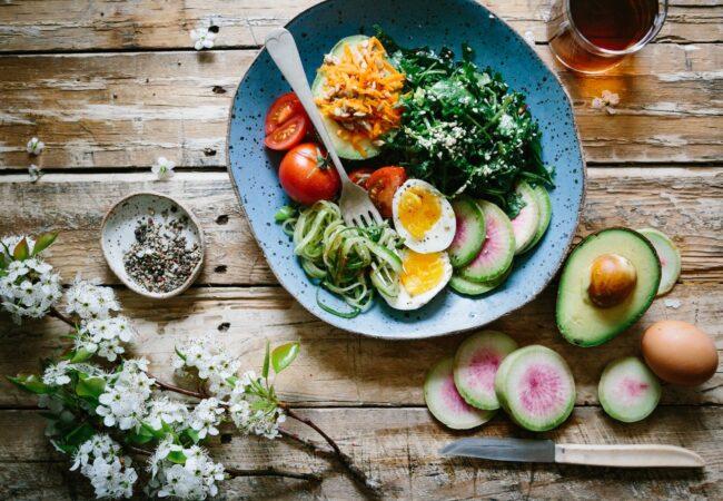 Preproste ideje za lahko in zdravo večerjo.
