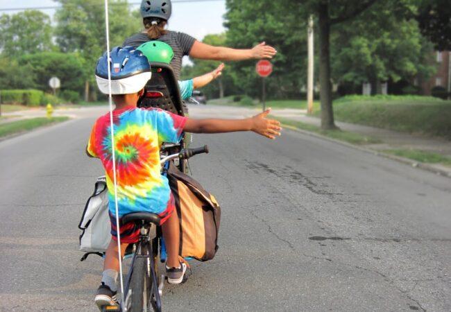 Družinsko kolesarjenje, tu je nekaj predlogov urejenih kolesarskih poti