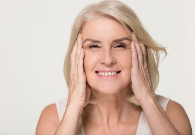 Koža v menopavzi potrebuje posebno nego