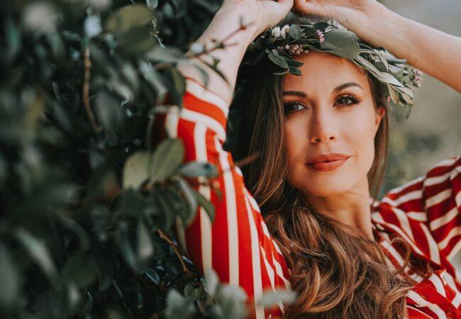 Lepotica Tara Zupančič si je izpolnila veliko željo