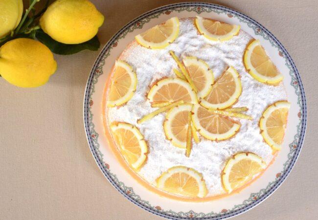 Nežna torta, ki hitro prežene zimo, tukaj je recept