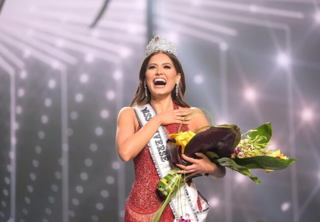 Aktualna Miss Universe obožuje naravno