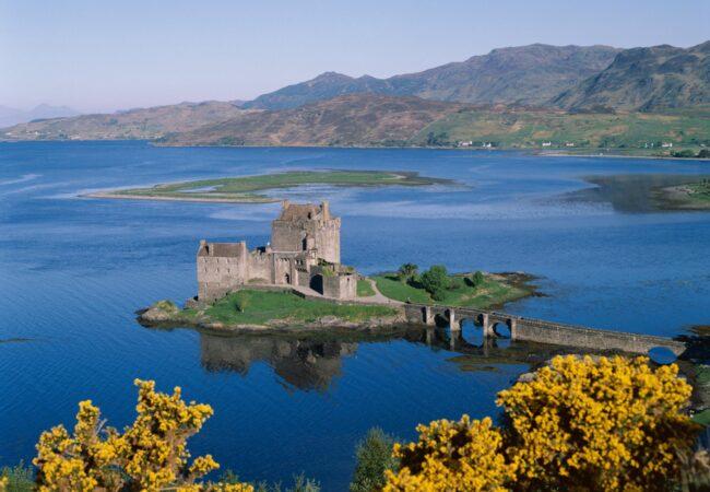Skrivnostna Škotska, lepota, ki jemlje dih