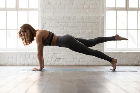 Vas mučijo kronične bolečine v hrbtu, izberite pilates