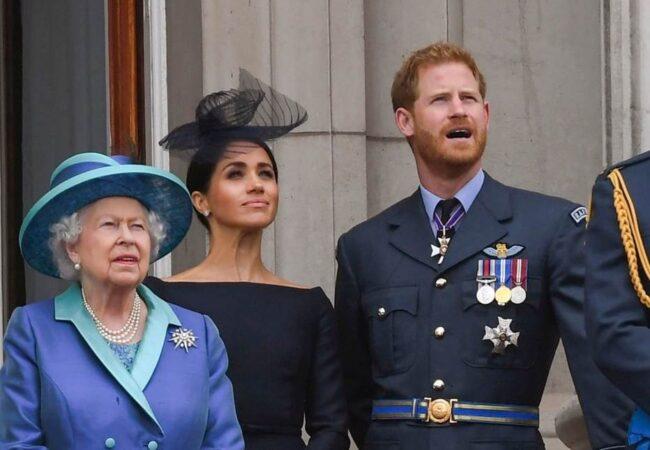 Kraljica Elizabeta je že spoznala malo Lili