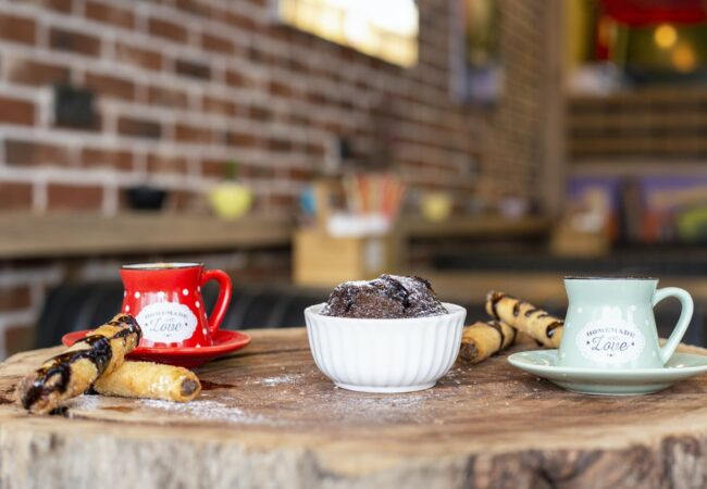Čokoladni sufle brez glutena, recept